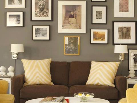 LIVING ROOM  Sobith Interiors