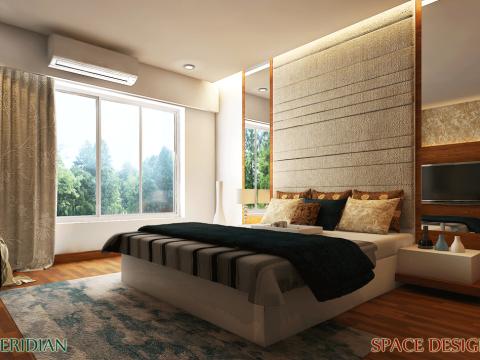 BEDROOM  Space Design Studio Interiors