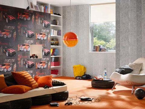 NURSERY/KID'S ROOM  Spin Wall
