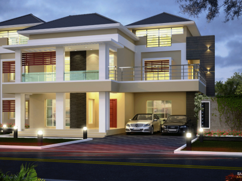 HOUSES  Subin Surendran Architects