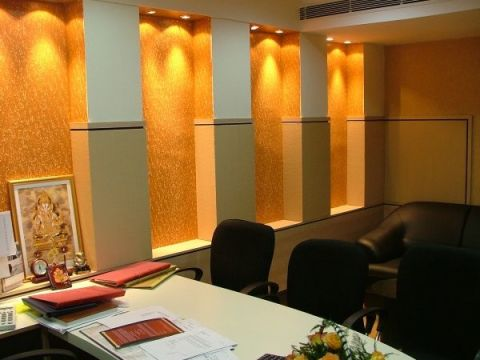 OFFICES & STORES  Swastik Interiors