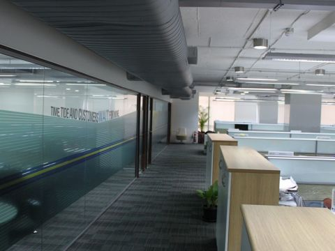 OFFICE BUILDINGS  Thar Global Workplace Solutions