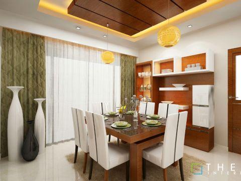 DINING ROOM  Theoz Interiors