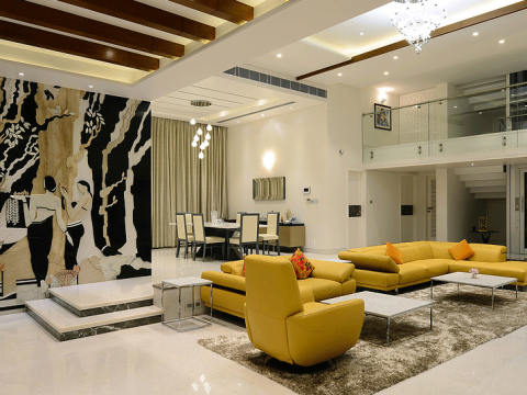 LIVING ROOM  Tru Designs