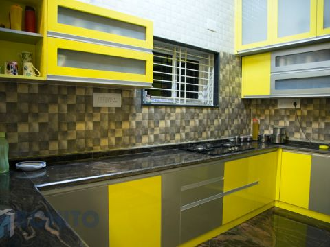 KITCHEN  VASANTHINTERIORS FACTORY