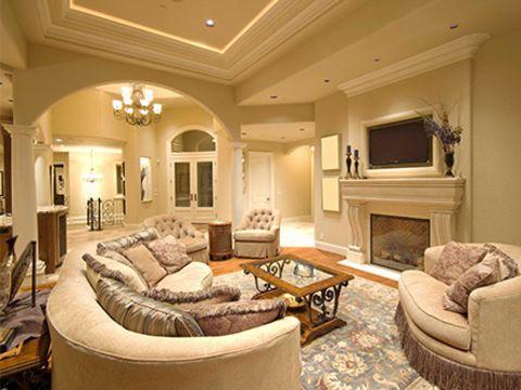 LIVING ROOM  Venza Home Decors