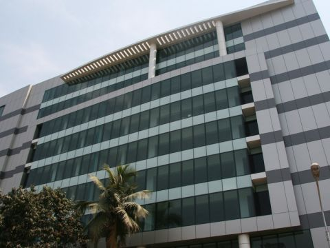 OFFICE BUILDINGS  Vinu Vergis Architects