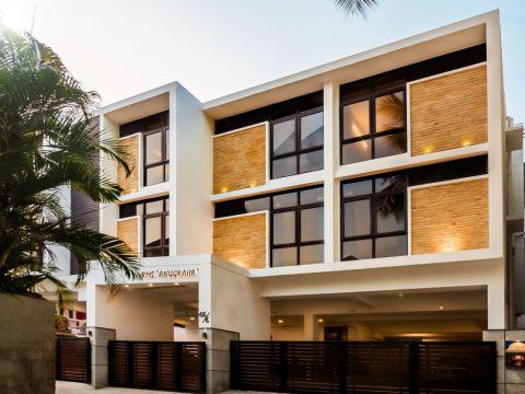 HOUSES  Vinu Vergis Architects