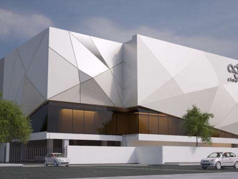 COMMERCIAL SPACES  Vinu Vergis Architects