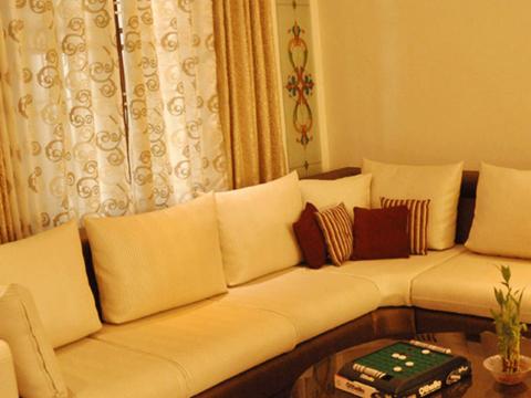 LIVING ROOM  Vishra Designs