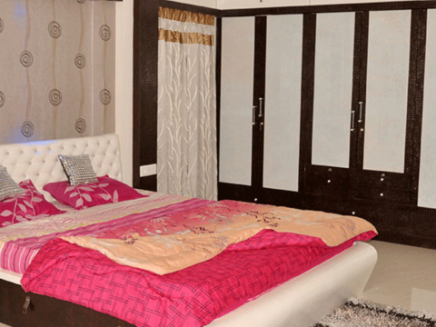 BEDROOM  Vishra Designs