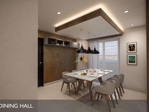 DINING ROOM  VMJ Interiors