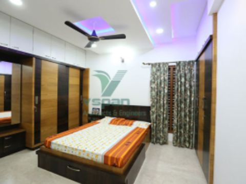 BEDROOM  VSPAN Architects and Engineers