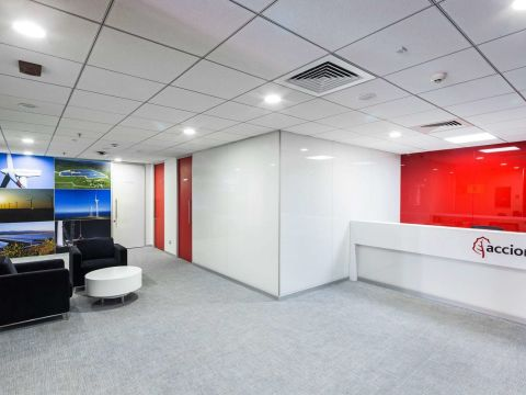 OFFICE BUILDINGS  Wabsus Interiors