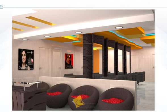 Spa Aakruthi Interiors