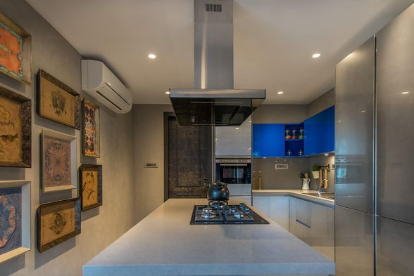 Kitchen Aamir and Hameeda Interior Designers