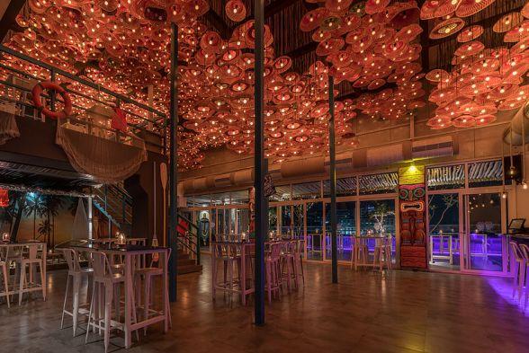 Bars & Clubs Aamir and Hameeda Interior Designers