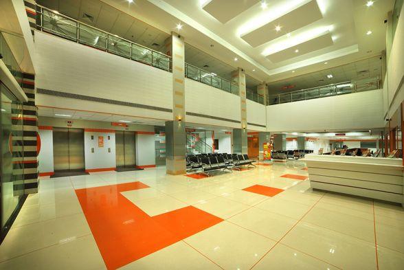 Hospitals Ahanas Designs