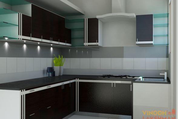 Kitchen AJ Interiors