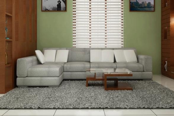 Living Room Ajith Interiors