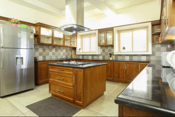 Kitchen Ajith Interiors