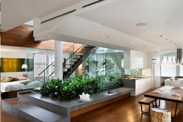 Living Room Akruthi Interiors