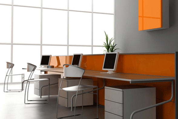 Offices & Stores Akruthi Interiors