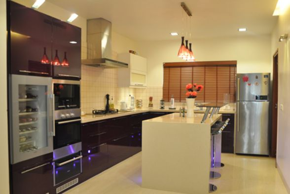 Kitchen Amber Home Interiors