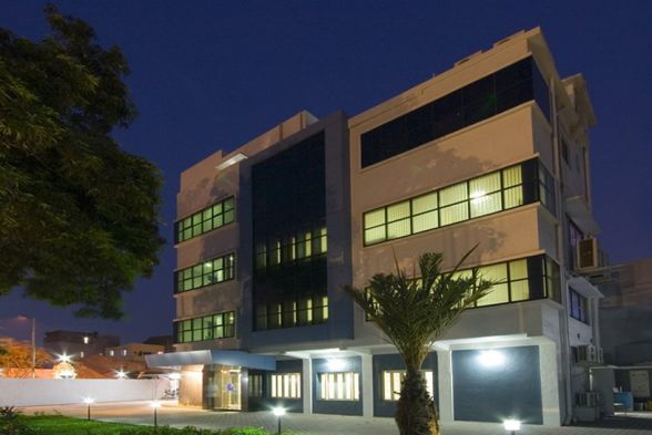 Office Buildings Ansari Architects