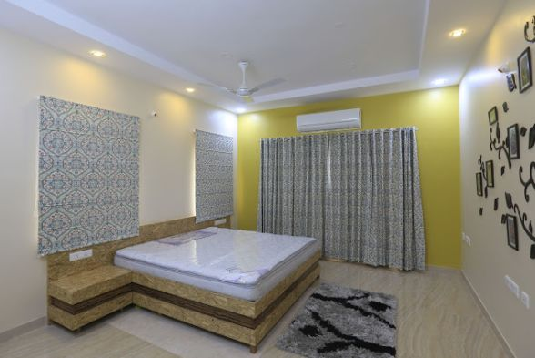 Bedroom Arches Design Studio
