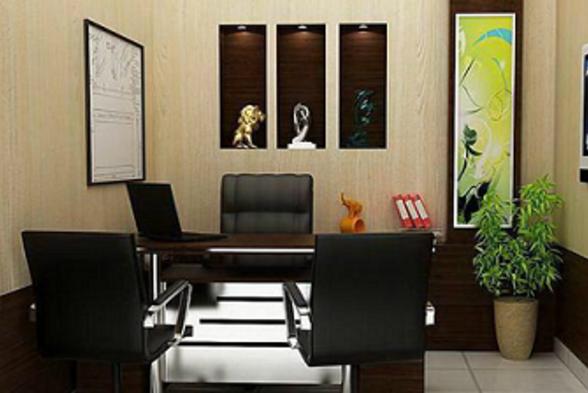 Study/Office Room Arka Interiors