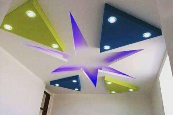 False Ceiling Arka Interiors