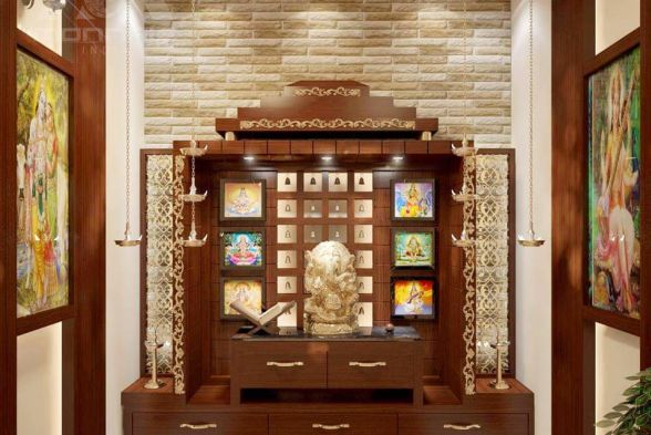 Prayer Room Arka Interiors