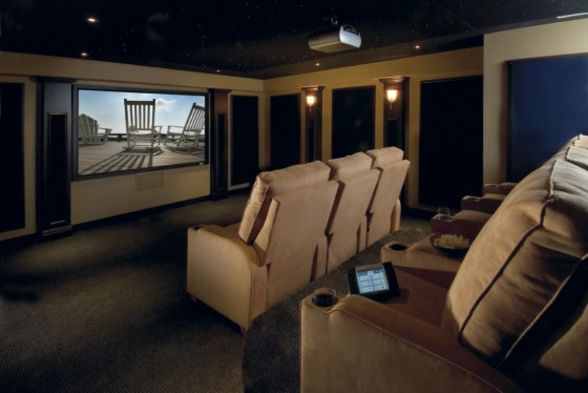Home Theater Axis Space Planners