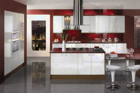 Kitchen Axis Space Planners