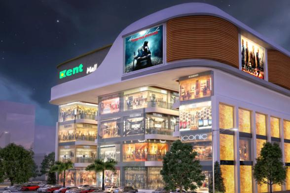 Shopping Centres AXYZ Ventures