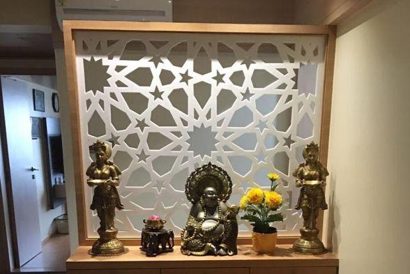Prayer Room Balaji Engineering and Decors