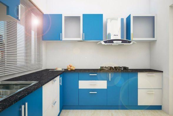 Kitchen Balu Interiors