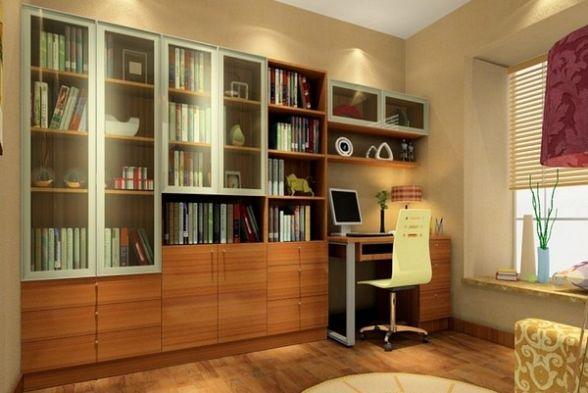 Study/Office Room Basil Interio