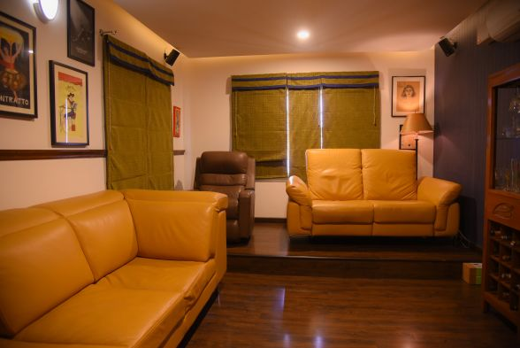 Home Theater Bharti  Girdhar