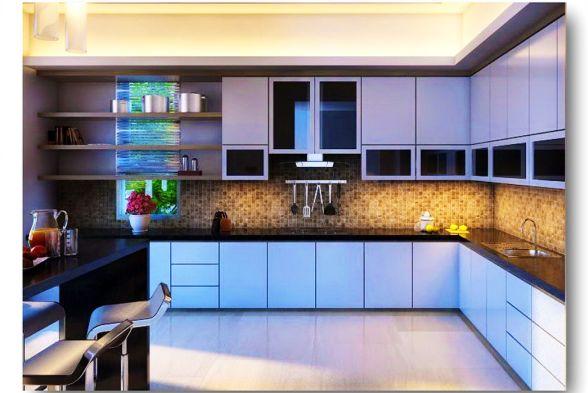 Kitchen Blissin Interiors