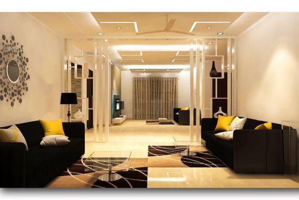 Living Room Blissin Interiors