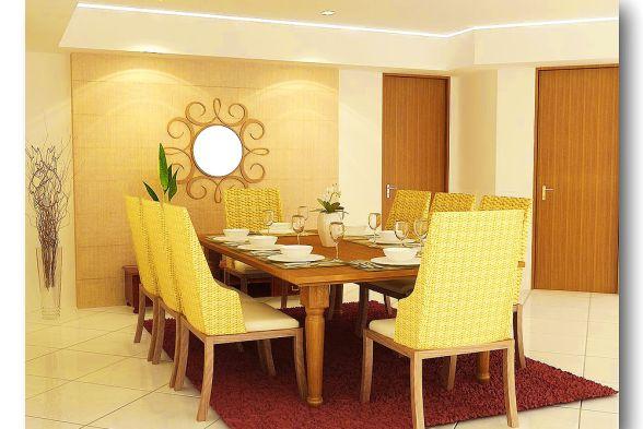 Dining Room Blissin Interiors