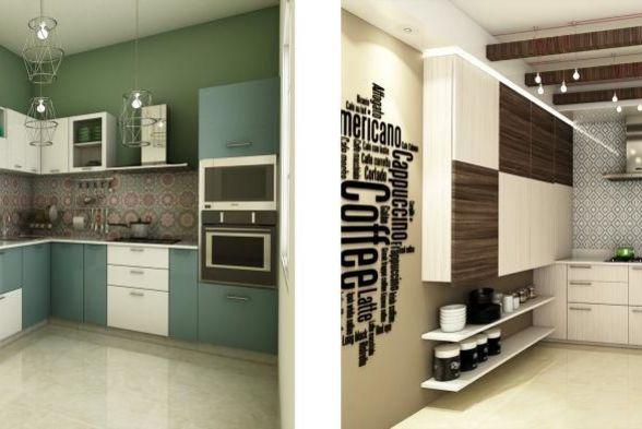 Kitchen Blue Interiors