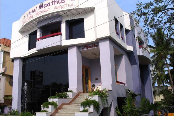 Hotels Bodhi Kruthak Architects