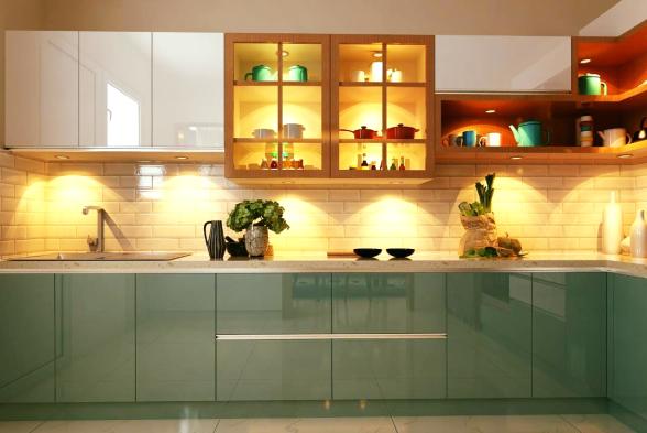 Kitchen Carafina Interior Designers
