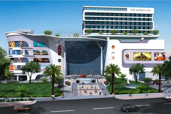 Shopping Centres Cheralathan Associates