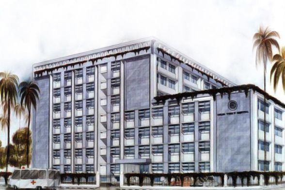 Hospitals Chitale Architects