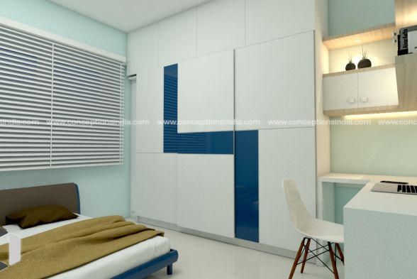 Nursery/Kid's room Conceptions  India