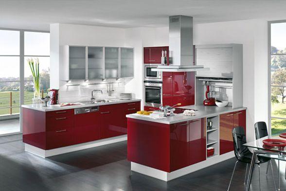 Kitchen Cookscape Designs